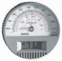 EW-03316-80 Wd-03316-80:Barometer W Digital Thermometer