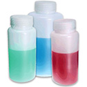 Cole-Parmer Wide-Mouth HDPE Bottles