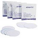 Advantec Sterile MCE Gridded Filters