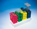 Representative photo only Autoclavable PP Modular Test Tube Rack System
