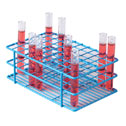 Poxygrid High-Capacity Test Tube Racks, Epoxy-coated steel