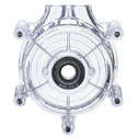 Representative photo only Masterflex I P Standard pump head for I P 73 tubing PC housing CRS rotor