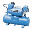 Oilless Air Compressors with Storage Tanks