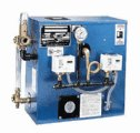 Electric Steam Generator with 120 VAC control circuit 18 0 lb hr 208 VAC (Representative photo only)