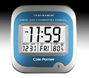 Cole-Parmer Wall-Mount Clock/Calendar/Thermometer