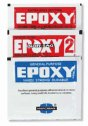 Hardman 4001 BG10 Fast Setting Epoxy Pouches Amber 3 5g 10 Pack (Representative photo only)
