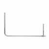 166 60 Stainless Steel Pitot Tube 6 Insertion Length 1 8 Diameter (Representative photo only)