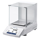 EW-11333-54 Mettler Toledo XS Toploading Balance, 610 g x 1 mg, (Small Weighing Pan) 115 VAC