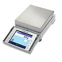 EW-11336-09 METTLER TOLEDO XP6002S Toploading Balance, 1200/6100G x 01/.1G (small Weigh Pan) 120 VAC