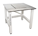 Speirs Robertson AMD SS Balance Table 75x75cm with 30x45cm Isolation Platform (Representative photo only)