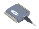WZ-18200-10 Cole-Parmer USB Data Acquisition Module, 50 kHz, 8 channel, 12-bit analog inputs, 2 channel analog output, 16 digital I/O