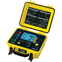 EW-20033-80 AEMC 6471 Ground Resistance Tester, 2, 3, 4 point, Bond Test, w Software