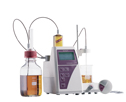 Representative photo only Schott Universal Manual Volumetric Titrator 230 VAC