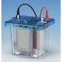 Representative photo only Cole Parmer Dual Cool Electrophoresis System with Hand Casting Kit 1 0 mm x 10 well