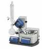 Representative photo only IKA Basic Rotary Evaporator With Vertical Safety coated Glassware 115VAC