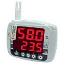 EW-30005-21 Jumbo LED display temperature/humidity datalogger