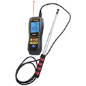 EW-30009-51 Data Logging Hot-Wire Anemometer with CFM/CMM and 8:1 IR Thermometer