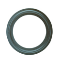 Representative photo only Cole Parmer Buna N Sanitary Gasket 3 4 Tri Clamp 10 Pack