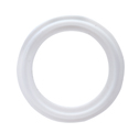 Cole Parmer PTFE Sanitary Gasket 3 4 Tri Clamp 10 Pack (Representative photo only)