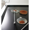EW-33520-81 RESIN WORK SURFACE WITH BUILT-IN SPILL TRAY