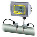 Ultrasonic Flowmeter for use with Remote Flow Transducers 32617 26 to 51 (Representative photo only)