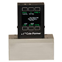 Gas mass Flowmeter 0 5 SCCM with color TFT display and 303 SS fittings - 32935-20