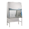 4 Purifier Logic A2 Biosafety Cabinet 115V with UV and Base Stand (Representative photo only)