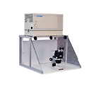 EW-33705-02 Fume Hood with Microscope Cut-Out, 110 VAC