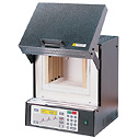 Representative photo only Neytech Muffle Furnace 550 cu in 3 Stage Prog 230V