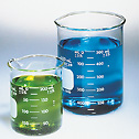 Representative photo only Pyrex Brand 1000 Griffin Low Form Beaker 1000 mL 6 pk
