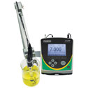 Oakton pH 2700 Benchtop Meter with Probes (Representative photo only)