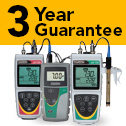 Oakton 3 year guarantee