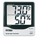 EW-37802-10 Extech 445703 Big Digit Hygro-Thermometer