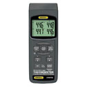 EW-37803-07 4-Channel Thermometer w/ SD Card Data Logging