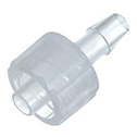 SC-45503-04 Male luer with lock ring x 1/8