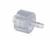 Cole Parmer Luer Adapters Male Luer Lock x 1 8 ID low profile barb PP 25 Pk (Representative photo only)