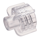 Connector plug for male large-bore, polycarbonate, pack of 25 (YO-45509-64)