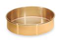 EW-59986-80 Receiving Pan for Bottom 8 in Diameter Brass Sieve, Full Height