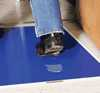 Representative photo only Adhesive Mat Starter Kit Blue 60 Layer