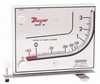 LOVE CONTROLS CORPORATION - MARK II 25 - Dwyer Mark II Model 25 Inclined Manometer 3 WC