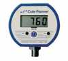 Representative photo only Cole Parmer Digital Gauge 760 Torr 1 4 NPT M