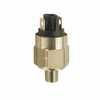 "EW-68973-50 Pressure Switch, 5 To 25 PSI, Normally Open Spst; 1/4"" NPT(M) Brass Fitting"