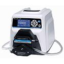Tubing pumps suitable for dispensing, metering and general transfer applications