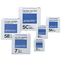 Representative photo only Advantec Grade 5C Ashless Quantitative Filters 5 um 18 5 cm 100 Pk