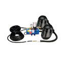 Allegro Two Man Full Faceshield Supplied Air System with 50 foot Hose