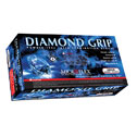 Microflex Diamond Grip Latex Gloves size large 1000 case (Representative photo only)