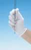 Nylon inspection gloves standard weight large 12 pairs pk (Representative photo only)
