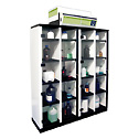 Representative photo only CaptairStore Filtering Storage Cabinet 240L Organic Acid Filter 115V