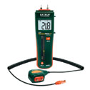 EW-86531-54 Pocket Moisture Meter with Pin/Pinless Combination with External Probe