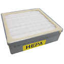 Representative photo only Replacement HEPA Filter for Nilfisk Backpack Vacuum